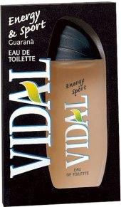 Toaletní voda pánská Energy Sport Vidal