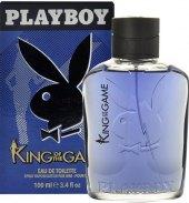 Toaletní voda pánská King of the Game Playboy