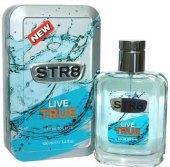 Toaletní voda pánská Live True STR8