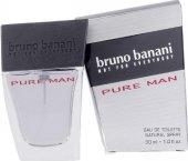 Toaletní voda pánská Pure Man Bruno Banani