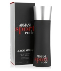 Toaletní voda pánská Sport Code Giorgio Armani