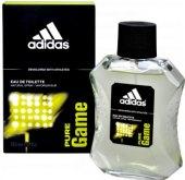 Toaletní voda Pure Game Adidas