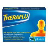 Tobolky proti nachlazení Theraflu