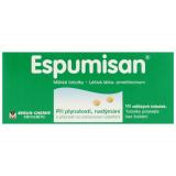 Tobolky proti nadýmání a plynatosti Espumisan