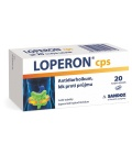 Tobolky proti průjmu Loperon Sandoz