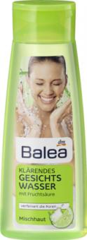 Tonikum pleťové čistící Balea