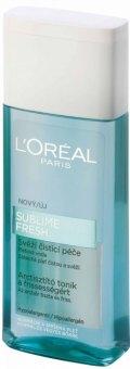 Tonikum pleťové Sublime L'Oréal