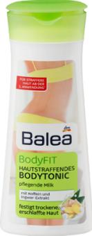 Tonikum tělové zpevňující BodyFIT Balea