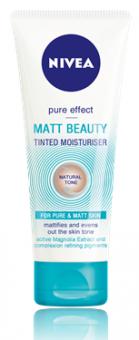 Emulze tónovací matující Matt Beauty Nivea