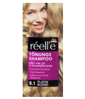 Tónovací šampon réell'e