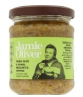 Topping Jamie Oliver