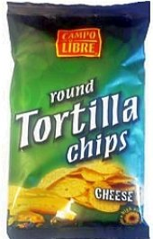 Tortilla chips Campo Libre