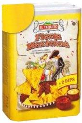 Tortilla chips Fiesta Mexicana El Tequito - dóza