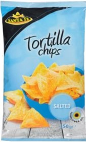 Tortilla chips Santa Fe