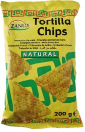 Tortilla chips Zanuy