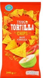 Tortilla chips Tesco
