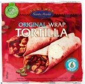 Tortilla Original wrap Santa Maria