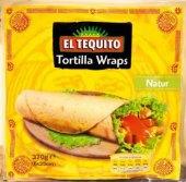 Tortilla Wraps El Tequito