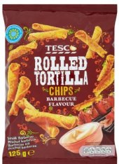 Tortilla chips Rolled Tesco
