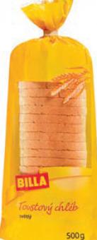 Toustový chléb Billa