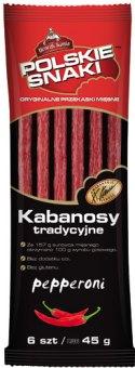 Kabanosy tradiční Polskie Snaki