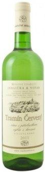 Víno Tramín červený Rodinné vinařství Bořetice