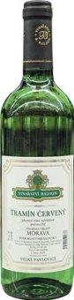 Víno Tramín červený Vinařství Baloun