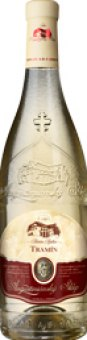Víno Tramín Augustiniánský sklep - pozdní sběr
