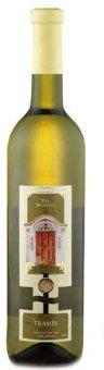 Víno Tramín Vinařství Mutěnice