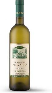 Víno Traminer Aromatico DOP Trentino