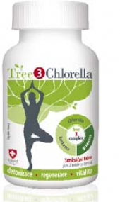 Doplněk stravy Tree3Chlorella