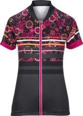 Tričko cyklistické dámské Nakamura