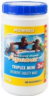 Přípravek do bazénu Chlor Triplex Mini Aquamar