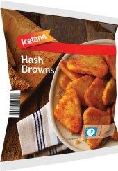 Trojhránky bramborové mražené Iceland