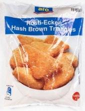 Trojhránky mražené Hash Browns Aro