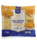 Trojhránky mražené Hash Browns Metro Chef