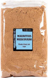 Třtinový cukr Muscovado Bio Nebio
