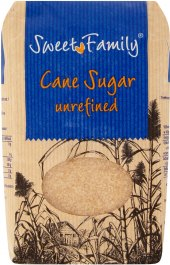 Třtinový cukr Sweet Family