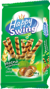 Trubičky Happy Swing