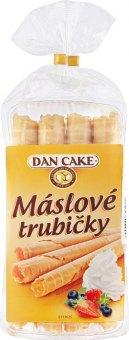 Trubičky máslové Dan Cake