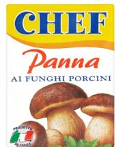 Smetana trvanlivá Parmalat Chef