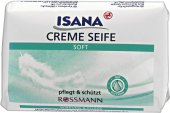 Tuhé mýdlo Creme Isana