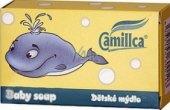 Tuhé mýdlo dětské Camillca