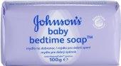 Tuhé mýdlo dětské Johnson's Baby