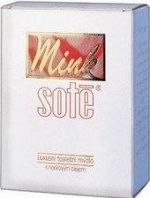 Tuhé mýdlo Mink Soté