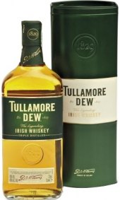 Whisky irská Tullamore Dew - v dóze