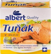 Tuňák Albert Quality