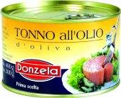 Tuňák kousky v oleji Donzela