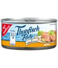 Tuňák filet v oleji Gut&Günstig Edeka