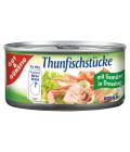 Tuňák filet v zelenině Gut&Günstig Edeka